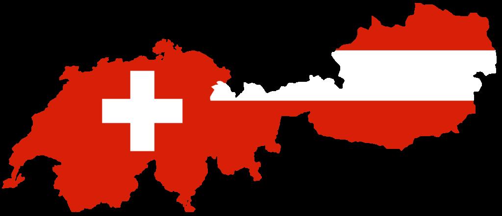 Das Marktgebiet P-Laser (Schweiz)