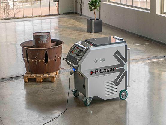 P-Laser - Trolley